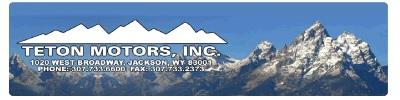 Gm Auto Jobs Teton Motors Jackson Wyoming Auto Job