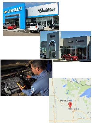 Gm auto jobs ryan auto mall buffalo minnesota auto for Ryan motors buffalo mn