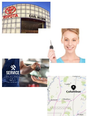 Opportunity And Position Information Carl Hogan Toyota In The Beautiful Northeast Mississippi Area Now Has An Opening For Service Manager Director